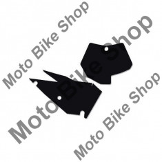 MBS Set abtibilde pentru numere start YZF250+450/03-05, negru, Cod Produs: BB321320AU - Stikere Moto