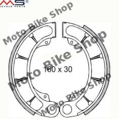 MBS Set saboti frana Honda Pantheon 2T 125/150 Foresight 250, Cod Produs: 225120410RM - Saboti frana Moto