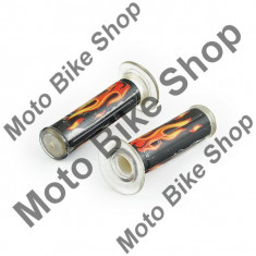 MBS Set mansoane ghidon moto-silicon, Cod Produs: MBS170111 - Mansoane Moto