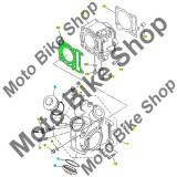 MBS Garnitura chiuloasa Yamaha Majesty 150, Cod Produs: 5KD111810100YA