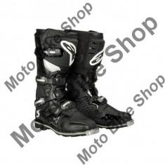 MBS Cizme enduro Alpinestars TECH3, negru, 14=49, Cod Produs: 2013171014AU - Cizme Moto
