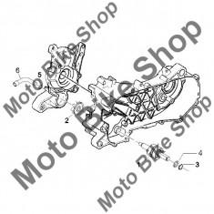 MBS Racord furtun apa Piaggio NRG Power DD 2007-2013 #6, Cod Produs: 878910PI - Furtune racire Moto