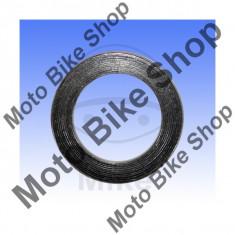 MBS Garnitura toba 37.5X25X4 mm Malaguti Madison 125 530000 1999- 2001, Cod Produs: 7344823MA - Garnitura toba Moto