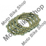 MBS Set placi ambreiaj otel MCC422-9, TRW, Yamaha YZF 1000 1997-2001, Cod Produs: 11311697PE