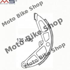 MBS Sabot frana spate Piaggio Ciao, Bravo, Si, Cod Produs: 225120230RM - Saboti frana Moto