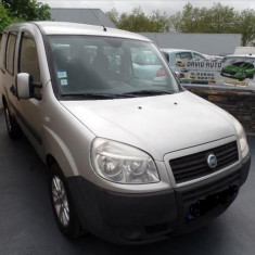 Fiat doblo, An Fabricatie: 2006, Motorina/Diesel, 166000 km, 1298 cmc