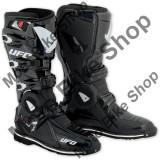 MBS Cizme motocross Ufo Recon E-AHL, negru, 43, Cod Produs: BO002K43
