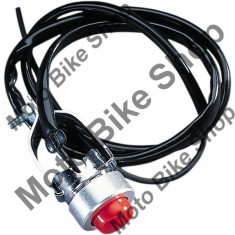 MBS UNIVERSAL KILL SWITCH PARTS UNLIMITED, Cod Produs: 600173PE - Intrerupator Moto
