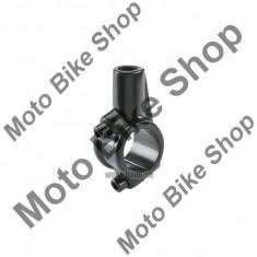 MBS Prindere oglinda, ghidon d.22mm, M10 x 1.25 filet stanga, Cod Produs: 10028893LO - Oglinzi Moto