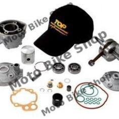 MBS Set motor+chiuloasa+ambielaj Minarelli AM6 TOP 85cc, Cod Produs: 9921450 - Motor complet Moto
