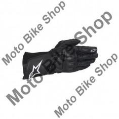 MBS Manusi piele Alpinestars SP-8, negru, 2XL=12, Cod Produs: 3558313102XLAU