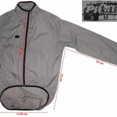 Geaca foita ciclism Promaster, barbati, marimea S, Bluze/jachete