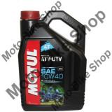 MBS Ulei Motul ATV-UTV 4T mineral 10W40 4L, Cod Produs: 105879