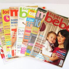 Set 8 reviste pentru cresterea copiilor mama sarcina bebelusi reviste femei V2 - Revista femei