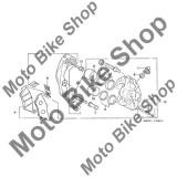 MBS Set garnituri pistonas frana fata Honda NX650V 1997 DOMINATOR #2, Cod Produs: 06452MAK003HO