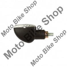 MBS Mini semnalizare led Spear, brat lung, Cod Produs: INDLED18AU - Semnalizare Moto