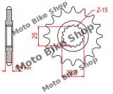 MBS Pinion fata Z14 520 Yamaha YFM700 RZ Raptor/YFZ450 RY, Cod Produs: 7267990MA