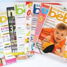 Set 8 reviste pentru cresterea copiilor mama sarcina bebelusi reviste femei V1 - Revista femei