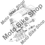 MBS Rulment 2005 Yamaha WaveRunner FX Cruiser FX1000AD/FX1000D #16, Cod Produs: 933060051900YA