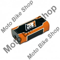MBS Burete ghidon BlackBird Oversize, portocaliu, Cod Produs: BB504390AU - Protectie ghidon Moto