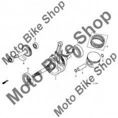 MBS Bolt piston 2002 Honda FOURTRAX FOREMAN S (TRX450FM) #4, Cod Produs: 13111HN0A00HO - Pinioane Moto