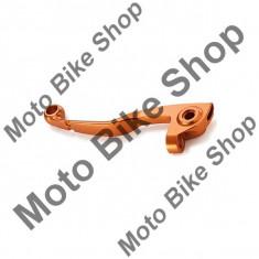 MBS Maneta ambreiaj KTM Brembo, portocalie, Cod Produs: 7800293120004KT - Manete Ambreiaj Moto