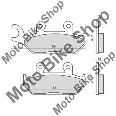 MBS Placute frana fata Yamaha XT600 Tenere, Cod Produs: 225103200RM - Piese electronice Moto