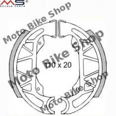 MBS Set saboti frana spate Free/NRG/Zip, Cod Produs: 225120360RM - Saboti frana Moto