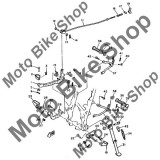 MBS Surub 1984 Yamaha XT600L #42, Cod Produs: 901090878900YA