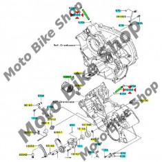 MBS Conducta ulei carter, Cod Produs: 321531189KA - Furtune racire Moto