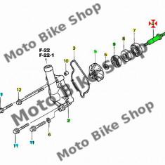 MBS Ax pompa apa Honda CRF450, Cod Produs: 19241MEB670HO - Ax pompa apa Moto