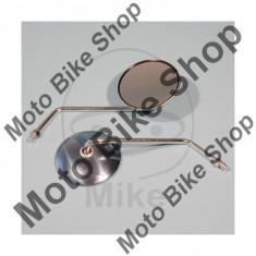 MBS Oglinda DX cromata Kawasaki EN 450 Ltd, Cod Produs: 7138886MA - Oglinzi Moto