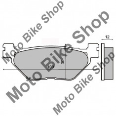 MBS Placute frana sinter Yamaha XP 500 T MAX spate, Cod Produs: 225101413RM