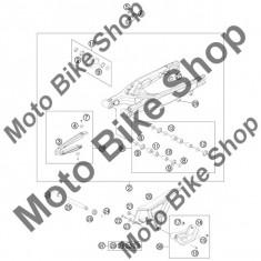 MBS Rulmenti + semeringuri bascula spate KTM 125 EXC 2011 #18, Cod Produs: 50304090144KT - Brat - Bascula Moto