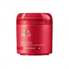 Wella Brilliance for Thin Hair - Sampon