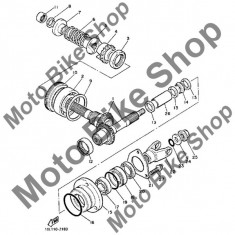 MBS O-RING (2H7) 1984 Yamaha VIRAGO 1000 (XV1000L) #16, Cod Produs: 932107136000YA - Set garnituri motor Moto