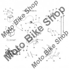 MBS Fisa completa 59.3cm 2006 Polaris SPORTSMAN 800 EFI #27, Cod Produs: 4011365PL - Fise Moto