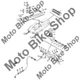 MBS Saiba 1973 Yamaha SR 433 #23, Cod Produs: 902011011800YA