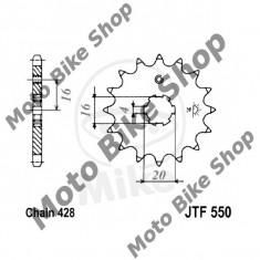 MBS Pinion fata 428 Z16 Yamaha DT 80 LC I, Cod Produs: 7260441MA - Pinioane transmisie Moto