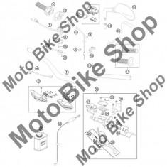 MBS Protectie ghidon KTM 250 EXC 2012 #2, Cod Produs: 77202002144KT