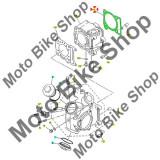 MBS Garnitura baza cilindru Yamaha Majesty 150, Cod Produs: 5DS113510000YA