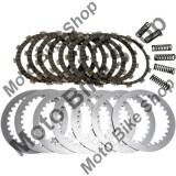MBS Kit placute ambreiaj textolit + fier + arcuri Yamaha YFZ 450 450 2009, DRC201, Cod Produs: 11312087PE