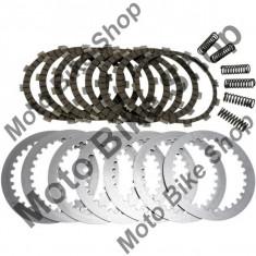 MBS Kit placute ambreiaj textolit + fier + arcuri Yamaha YFZ 450 450 2009, DRC201, Cod Produs: 11312087PE - Set ambreiaj complet Moto