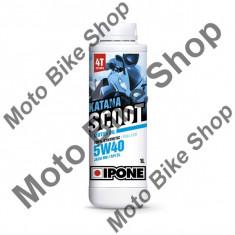 MBS Ulei scuter 4T Ipone Katana Scoot 5W40 100% Sintetic - JASO MB -API SL, 220L, Cod Produs: 800416IP - Ulei motor Moto