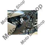 MBS CrashPad Yamaha YZF-R1 2004 - 2006, montare pe cadru, fara capeti, Cod Produs: 550Y0941LS