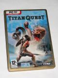 Joc PC Titan Quest steelbook edition - collector's