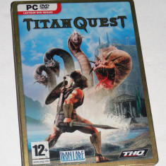 Joc PC Titan Quest steelbook edition - collector's - Jocuri PC Altele, Shooting, Toate varstele, Single player