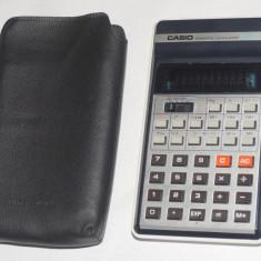 Calculator retro de colectie stiintific Casio FX-31 display fluorescent - Calculator Birou