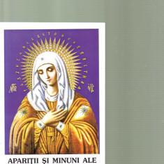 Aparitii si minuni ale Maicii Domnului - Carti de cult