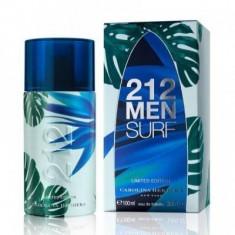 Carolina Herrera 212 Surf 2014 Eau de Toilette 100ml - Parfum barbati Carolina Herrera, Apa de toaleta